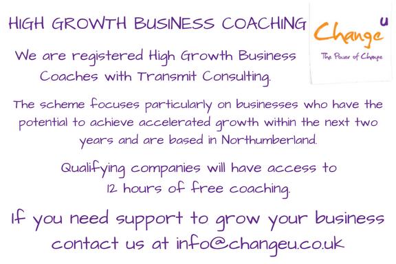high growth coaching northumberland